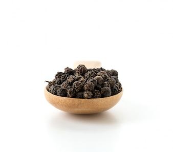 Black peppers