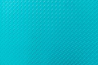 Blue plastic construction texture background. Pattern of blue plastic texture Background