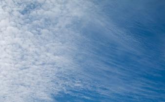 青空の背景