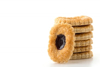 Blueberry biscuit pies