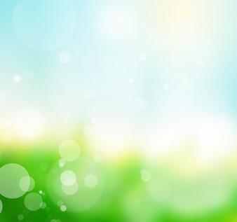 Blur field texture