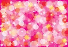 blured sparkles background design