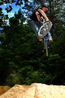 BMX, daredevil