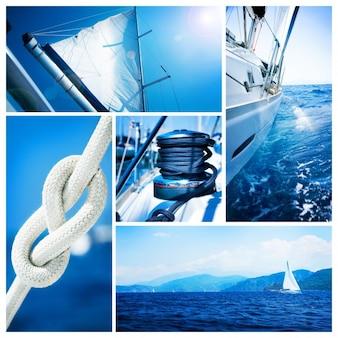Boat sail sea speed ocean