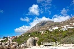 boulders beach villa   hdr  photograph
