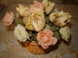Bouquet of roses, decoration