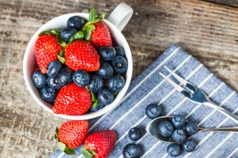 Breakfast Strawberry