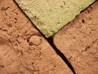 Brick surface, retro