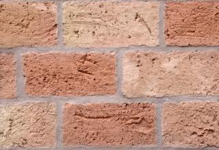 Brick Texture, red