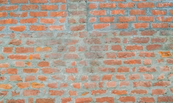 Brick wall pattern texture .