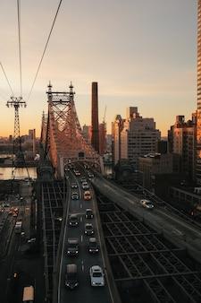 Bridge seen from above