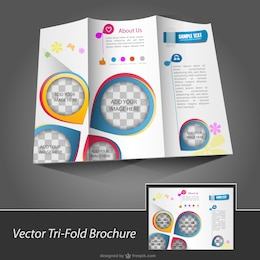 Brochure template free for download