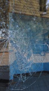 broken glass  broken  glass