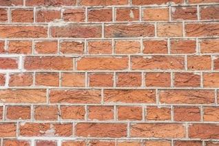 Brown and orange bricks