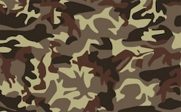 Brown toned camouflage background