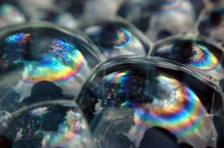Bubbles, air