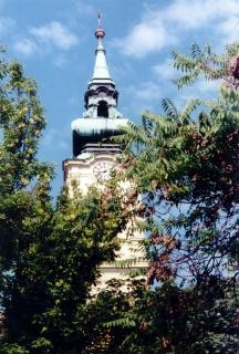 Budapest, clock