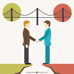 Building bridges between people