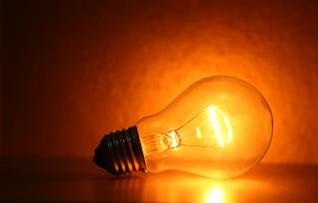 bulb  glow