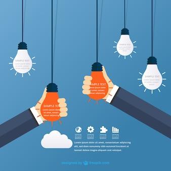 Business idea background