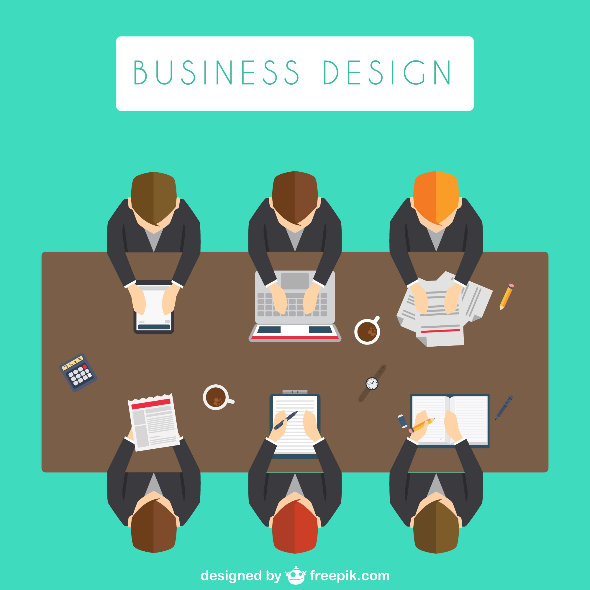 Business meeting design
