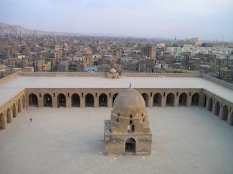Cairo mosque islam egypt arabic