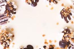 Cake , fattening, sweet