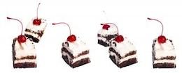 Cake , fattening