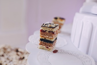 Cake of many layers