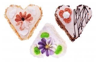 Cakes , shot