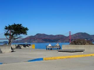 California, bench