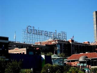 California, ghirardelli