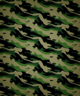 Camouflage seamless vector pattern