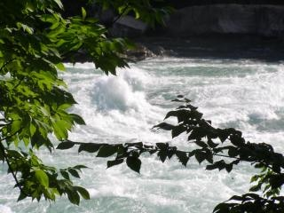 Canada Rapids, power