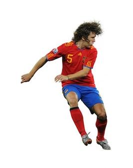Carles Puyol , Spain National team