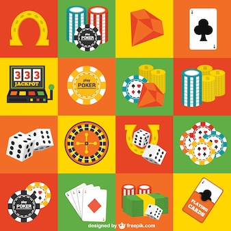 Casino elements pack