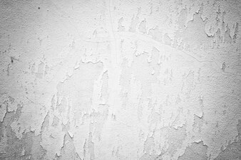 Cement wall texture with damaged paint