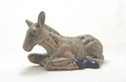 Ceramic donkey