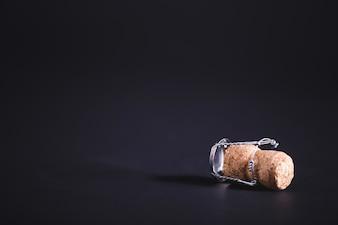 Champagne's cork