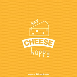 Cheese vector background