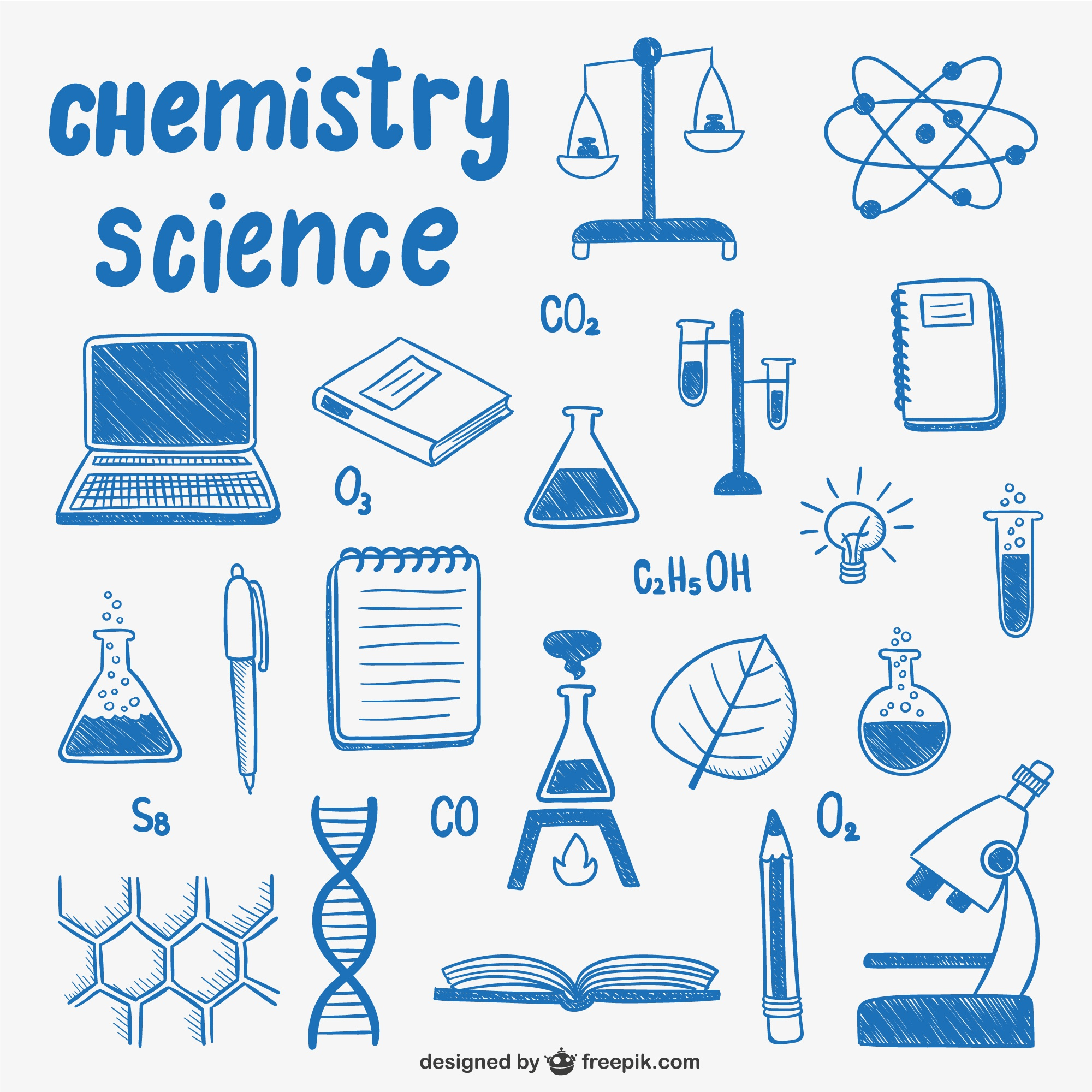 Chemistry and science elements