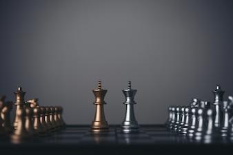 チェスゲーム。