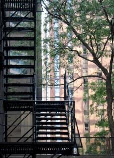 Chicago Fire Escape