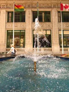 chicago fountain