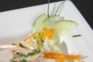 Chicken salad, food