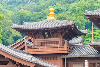 Chinese architecture landmark old ancient