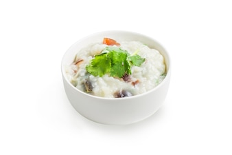 Chinese food, Century egg and congee