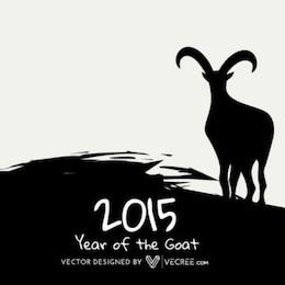 Chinese goat year