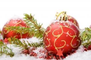 christmas decoration  baubles