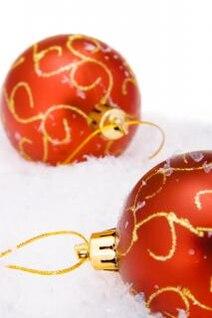 christmas decoration  christmas  sphere
